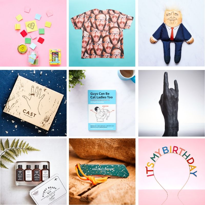 Fancy looking at some awesome, new gifts!? Of course you do! Head over to https://www.prezzybox.com/new-gifts.aspx  to check them out!