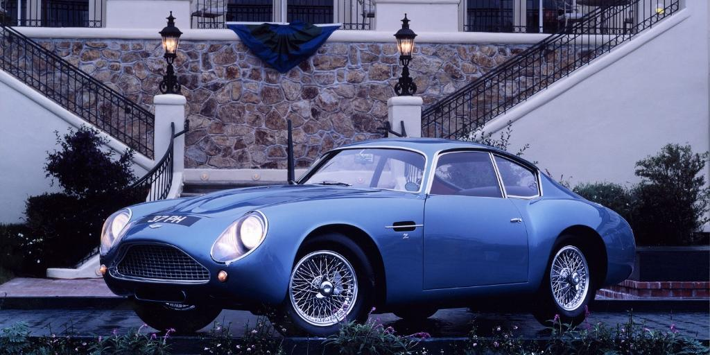 The #ThePursuitOfBeautiful continues for this car, as 19 continuation models will be built. The DB4 GT Zagato, has a timeless design that will be forever considered beautiful.   #Zagato #AstonMartin