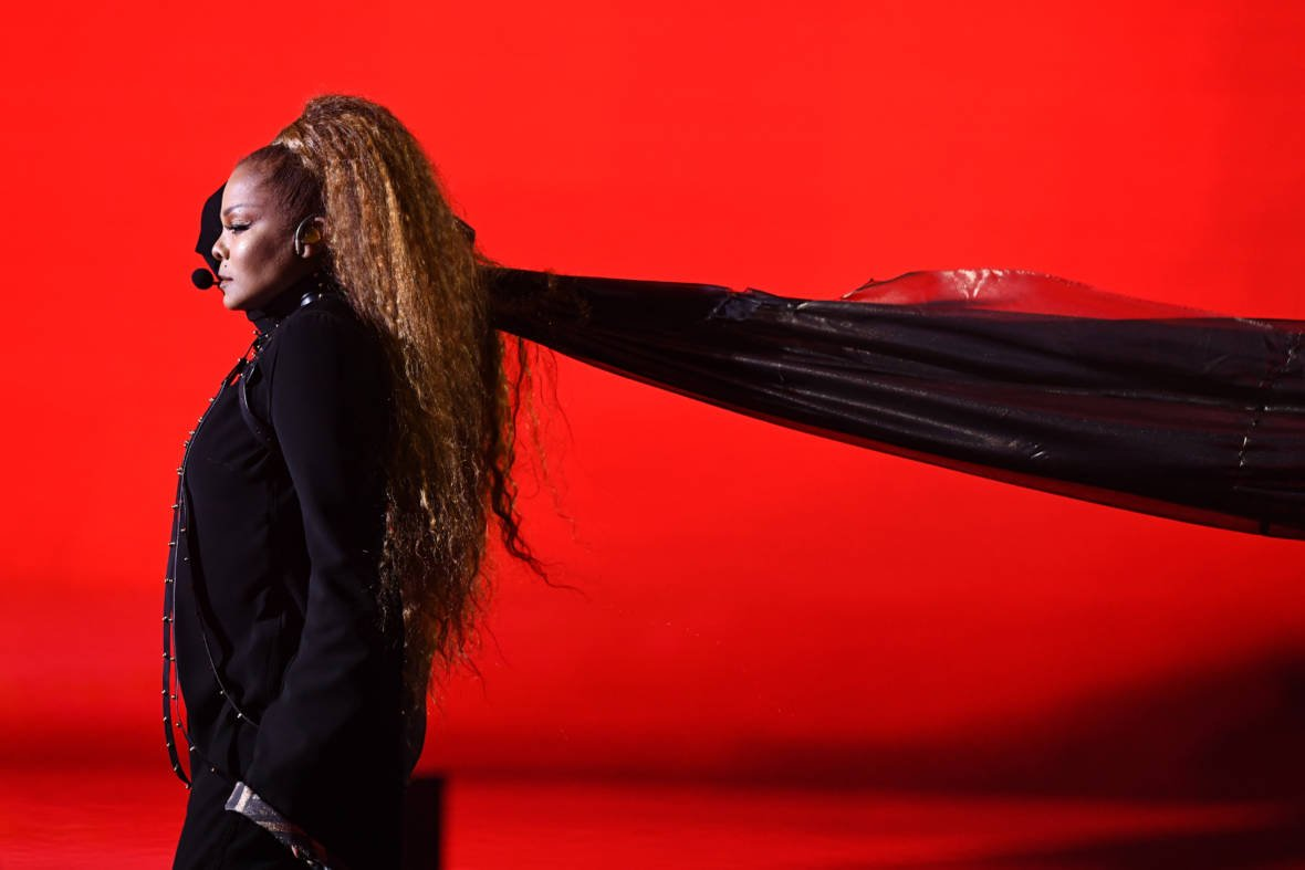 Happy Birthday, Janet Jackson! Today is your day.