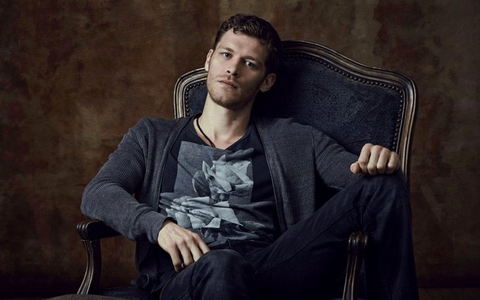 Happy birthday Joseph Morgan! You will always be my alpha. Have a magical day ;)