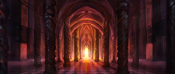 Join us at Gen Con 2019 for your chance to explore the depths of Moria with the Mines of Moria special event for #LotRLCG! http://fal.cn/A_Bs