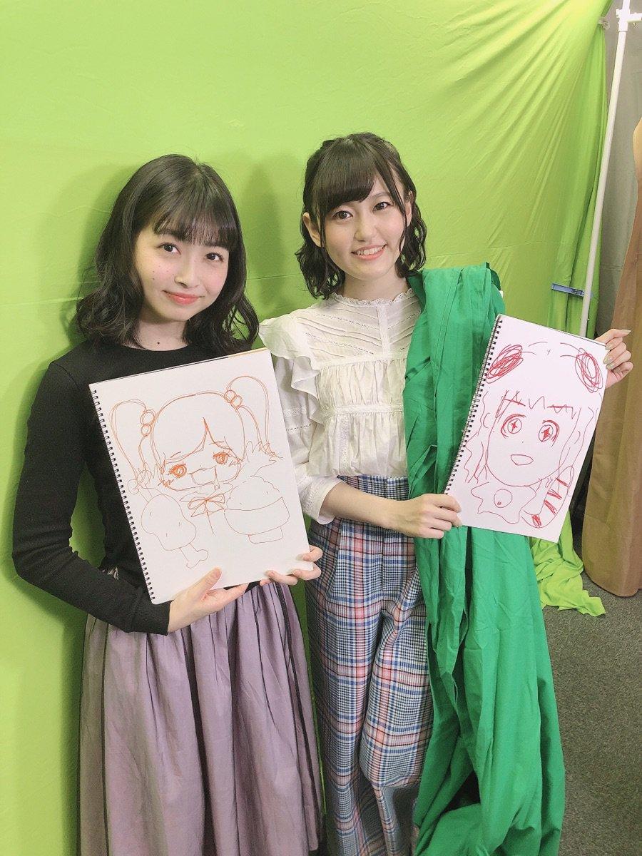 WUGちゃんねる!'s photo on #マユ通