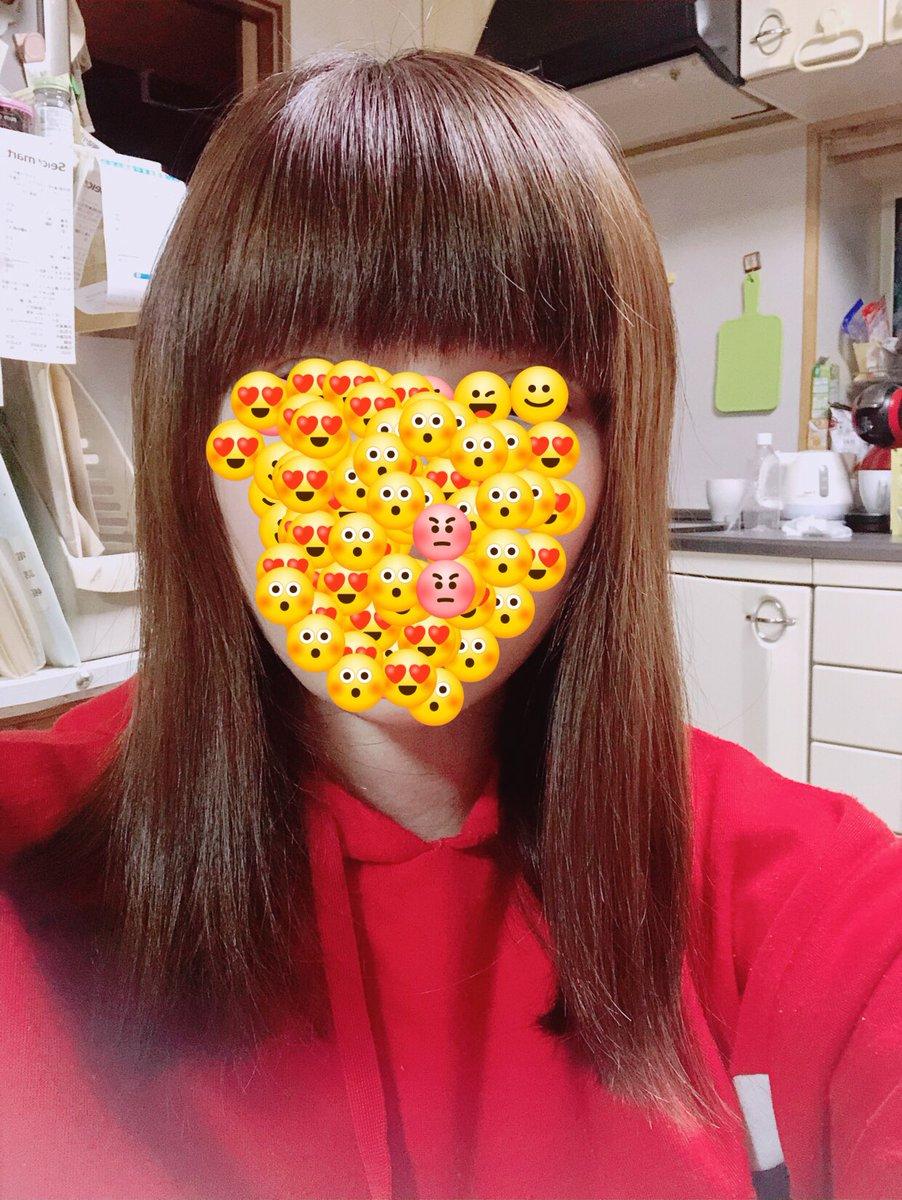 親に言われて前髪を染める前に切った方がいいって言われて切って失敗しました。一発目で切った長さが眉毛でした。さよなら就職