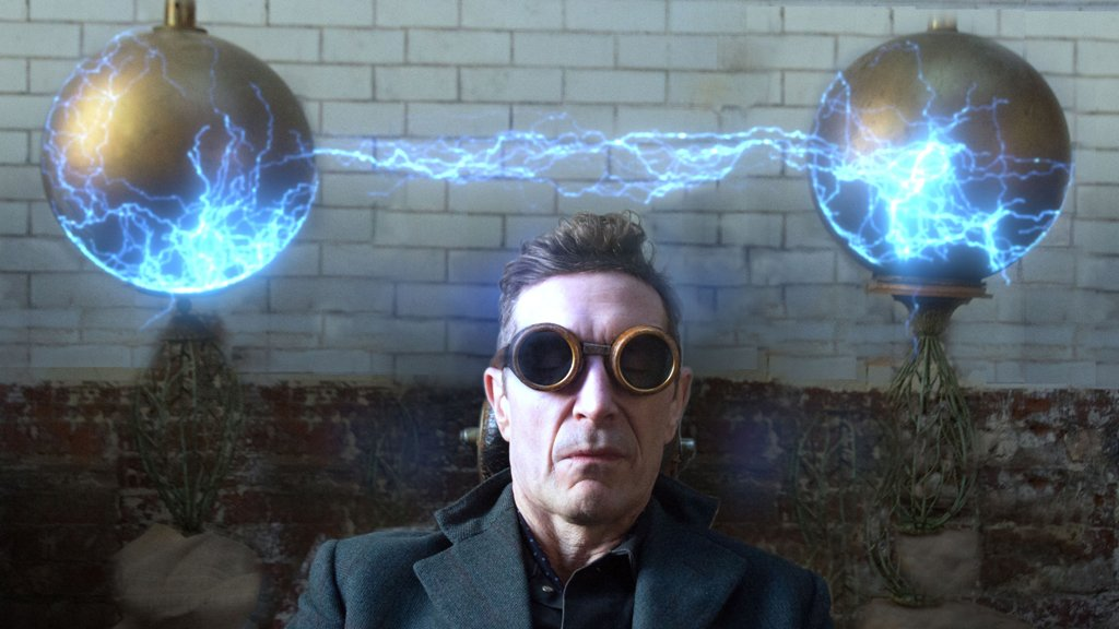 *Confirmed* Paul McGann recreates H.G. Wells' Time Machine in episode two of #VictorianSensations - Wednesday 29 May 9pm @BBCFour >> https://bbc.in/2VHXuUT