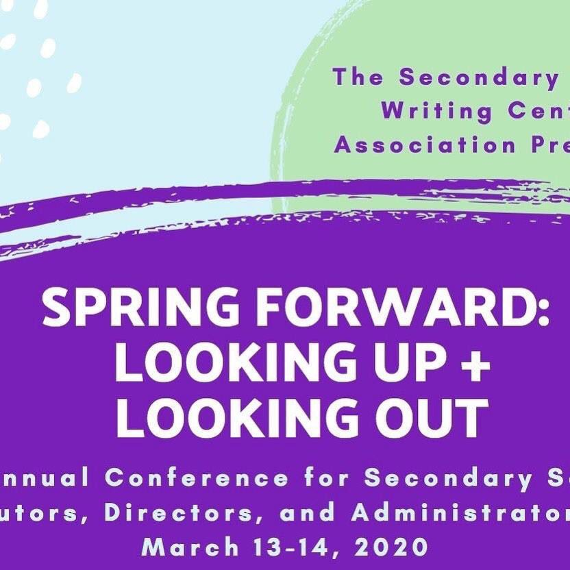 Spring Forward 2020.Sswca Invites Tutors Directors And Administrators To