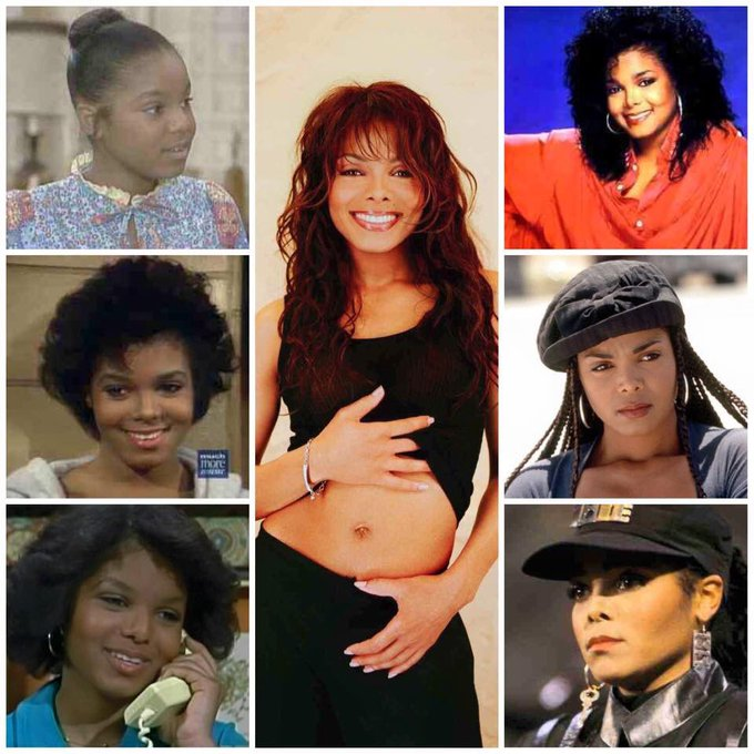 Happy Birthday Janet Jackson!!