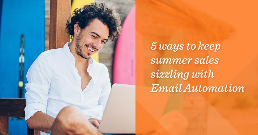 Create sun-sational automated #emails with these tips for your summer campaigns: https://t.co/PynN8a8rai https://t.co/ivB76sTjIz