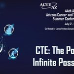 Image for the Tweet beginning: Whoop, Whoop! @acteaz Summer Conference