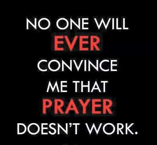 RT & share if you believe Prayer Works. #Prayers https://t.co/X8oUegHqdV