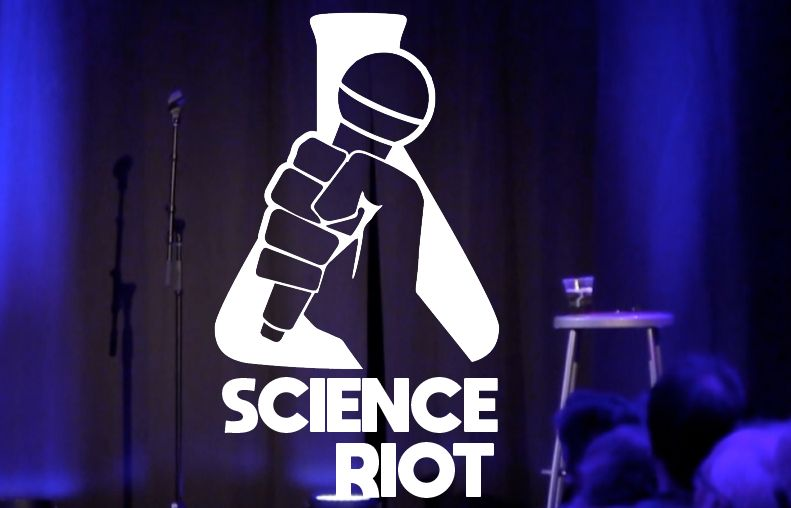 Science Riot is coming to #Cleveland! Come to the Museum May 24th for a brainy comedy night where local scientists from @CMNHAstronomy @CMNHentomology & @CMNHnature will attempt to perform stand-up for the first time ever! What could possibly go wrong? bit.ly/2vU8yPv