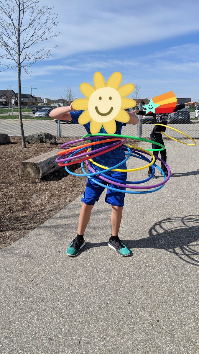 Jump rope for heart was incredible today. Great job grade 8s leading the K to 7s in activities! @wmwtrailblazers @ugdsb