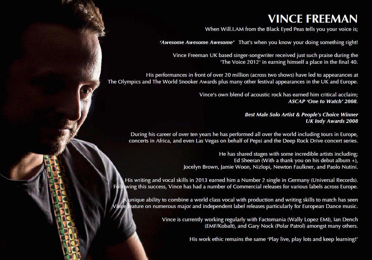 Vince Freeman (@vincefreeman) | Twitter