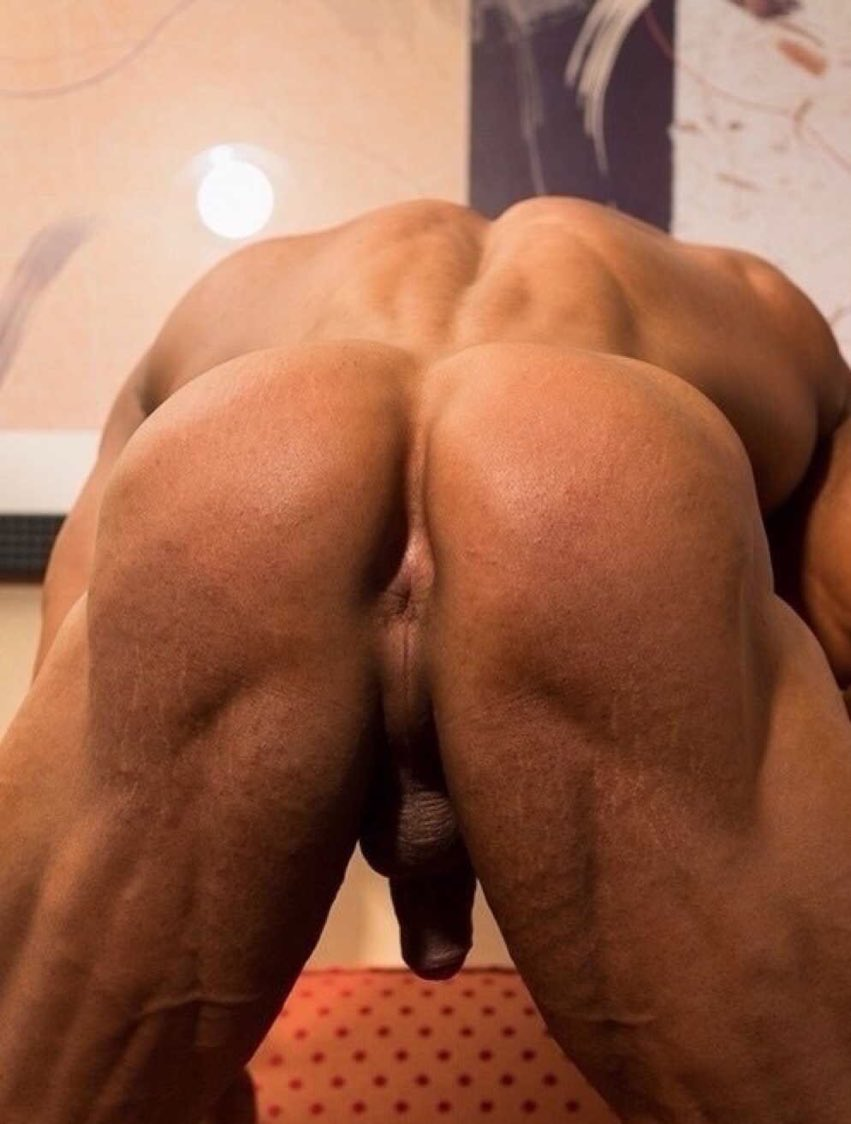 Muscle Ass Pics