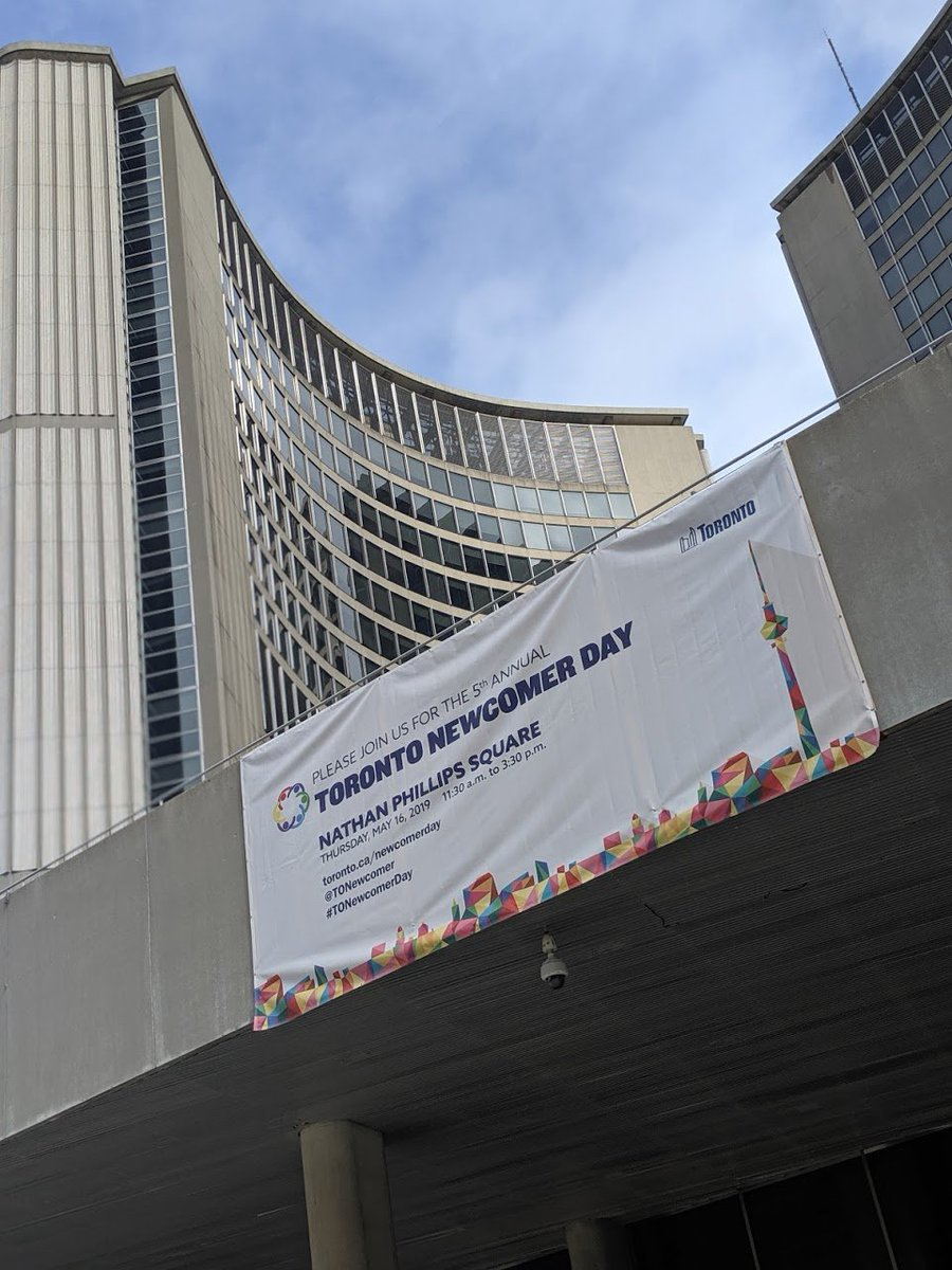 Toronto Elections's photo on Nathan Phillips Square