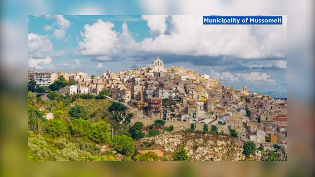 Homes in Sicily selling for as little as $2 to repopulate historic towns abc13.co/2YAhW6T