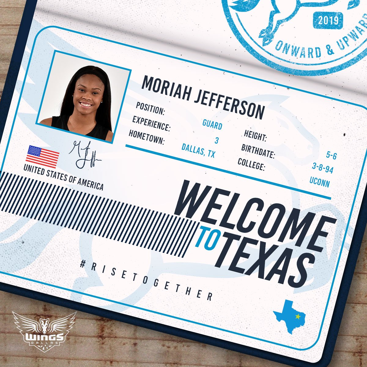 Welcome aboard, ladies... It's time to fly ✈️🔝 #Together