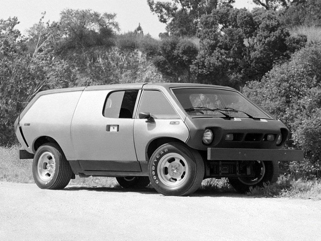 Brubaker Box Automecca (1972) http://oldconceptcars.com/limited-edition-cars/brubaker-box-automecca-1972/…