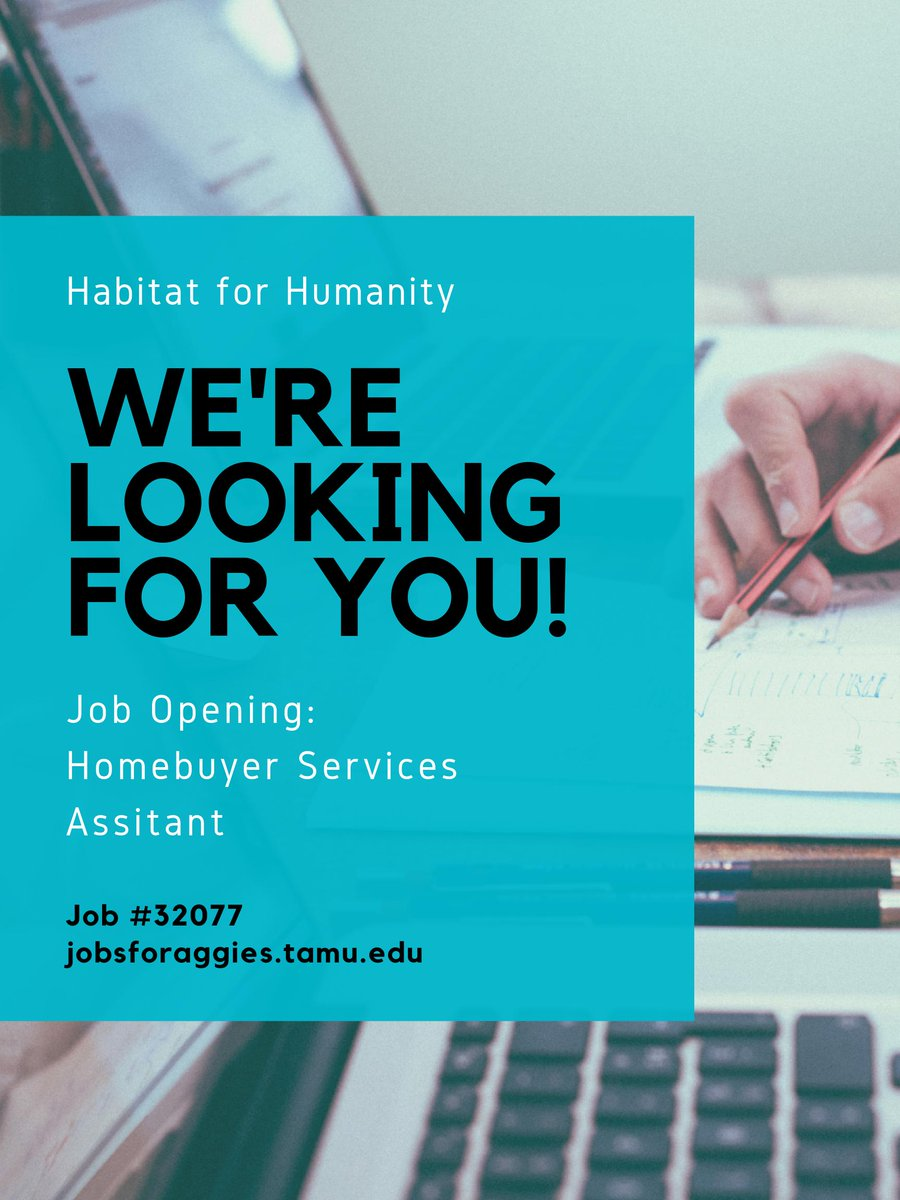For More Information About Their Job Search 32077 On Jobsforaggiestamuedu Pictwitter MMEUEoXlny