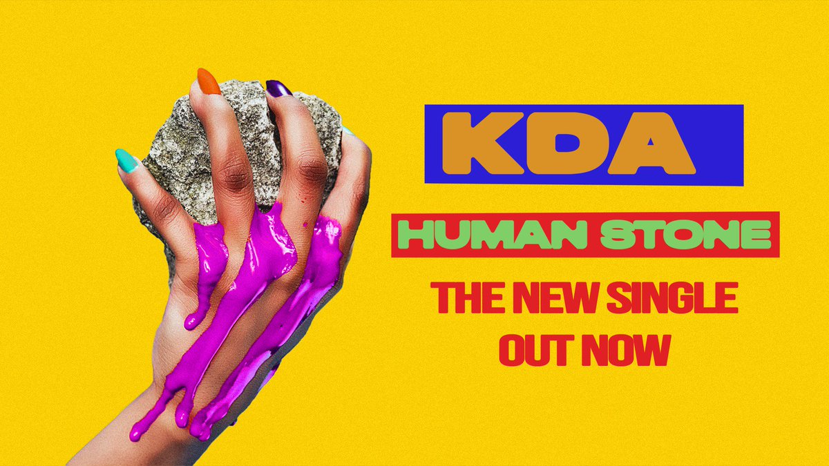 The Human Stone feat. Angie Stone is Out Now. Stream/download: smarturl.it/TheHumanStone #TheHumanStone #AngieStone #OutNow