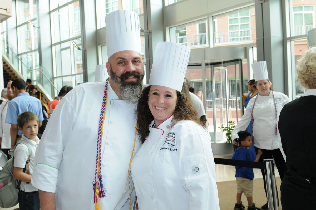 Can you believe Culinary Institute of Virginias 2019 Graduation ceremony is tomorrow? Retweet if youre a #CIVGrad or know someone whos graduating!