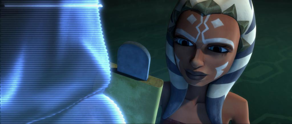 """Ahsoka Tano teaches a class of young cadets on Mandalore in the latest #CloneWarsRewatch of """"The Academy"""": http://strw.rs/6015EcJ1c"""