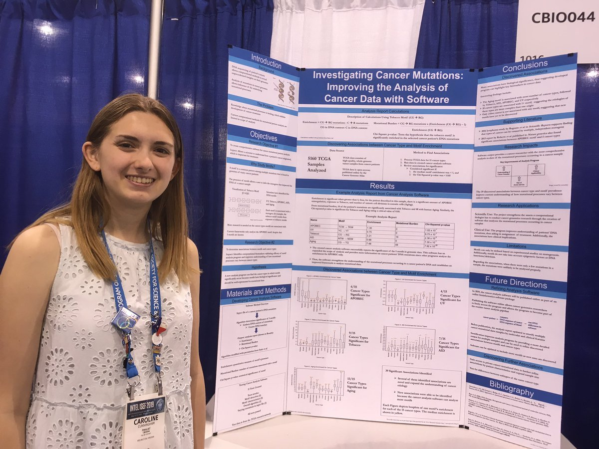 INTEL ISEF Exhibits Public Viewing in progress. So proud of these students <a target='_blank' href='http://twitter.com/APSVirginia'>@APSVirginia</a> <a target='_blank' href='http://search.twitter.com/search?q=IntelISEF19'><a target='_blank' href='https://twitter.com/hashtag/IntelISEF19?src=hash'>#IntelISEF19</a></a> <a target='_blank' href='https://t.co/d40GgnwBQe'>https://t.co/d40GgnwBQe</a>