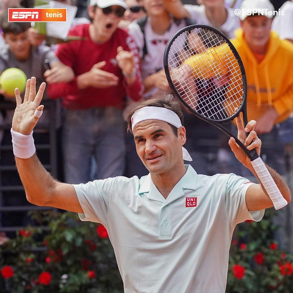 ESPN Tenis's photo on Fognini