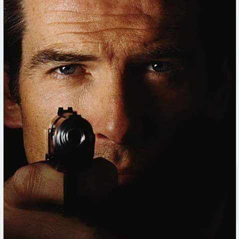 Happy birthday Pierce Brosnan aka James Bond
