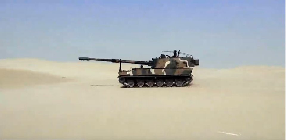 ثمرة التعاون الصناعى العسكرى المصرى الكورى الجنوبى ، تصنيع المدفع الكورى K-9 Thunder - صفحة 2 D6tXMt9WkAA4Z4q