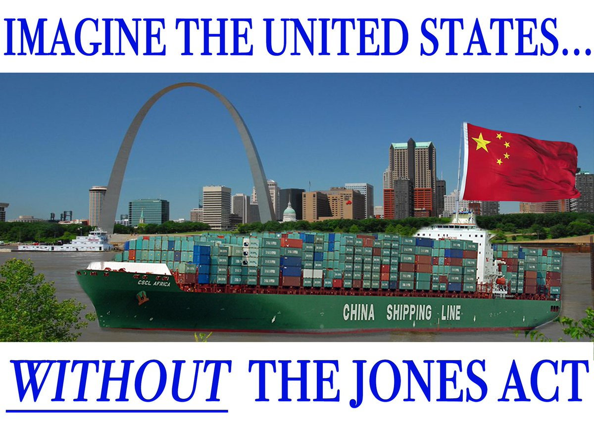 Chinese Ships on the Mississippi River: Just Another Jones