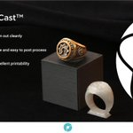Image for the Tweet beginning: PolyCast™ is a filament designed
