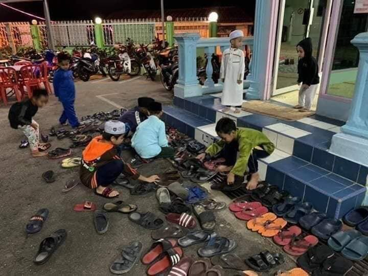 Discipline we learn from Salah should also be applied to our lives outside the Masjid.