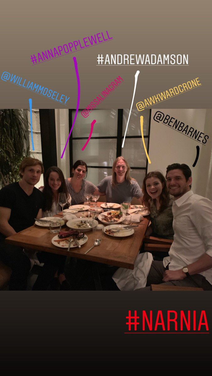 Ben Barnes's photo on Natalia