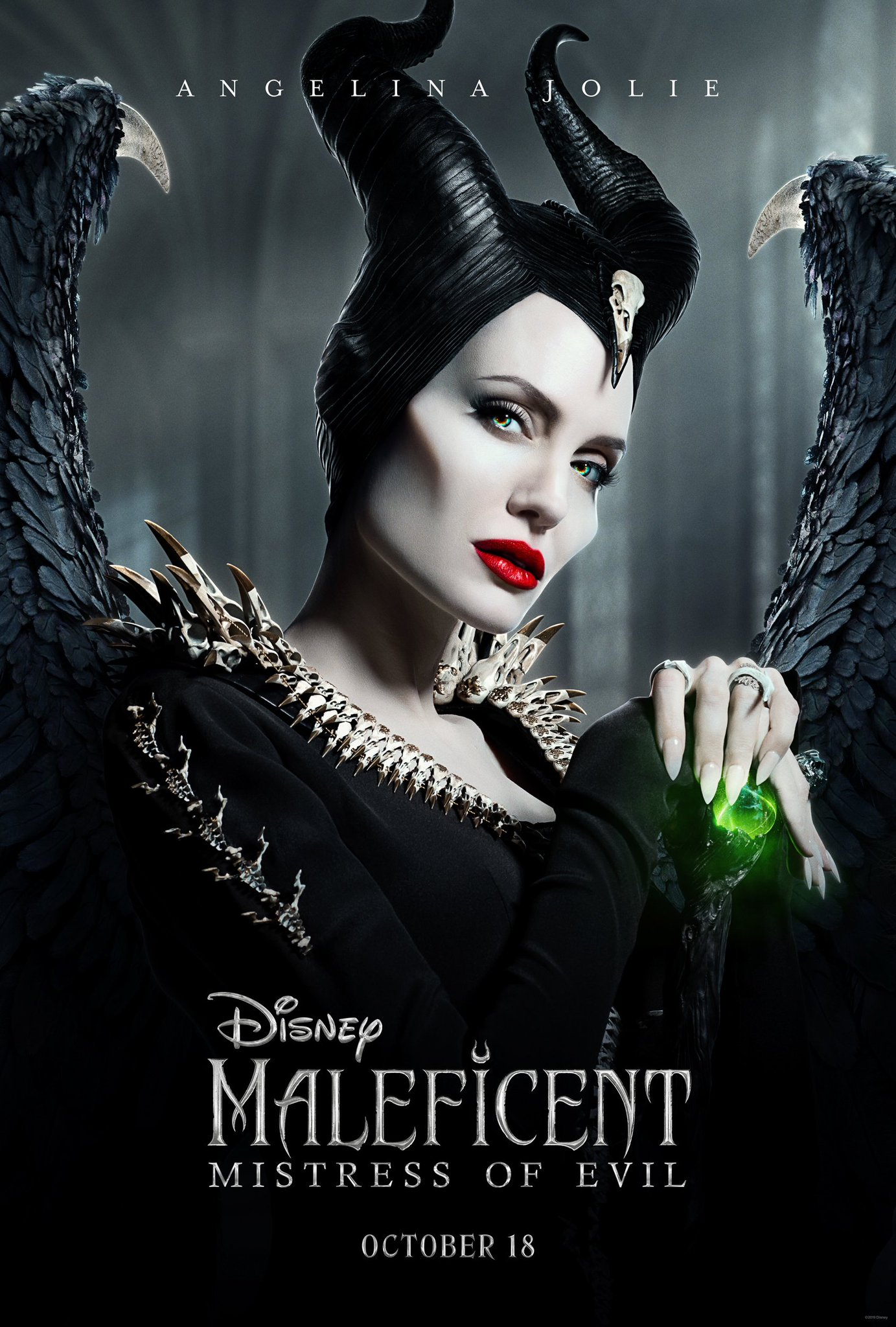 Maleficent Mistress Of Evil Trailer Sound In The Signals