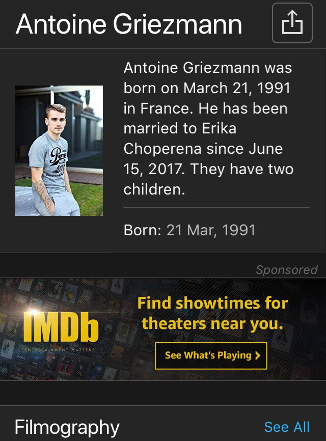 #gameofthrones #AntoineGriezmann   No wonder season 8 is so bad https://t.co/oMFqx3cYHi