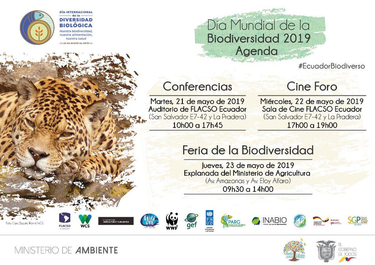 Ministerio del Ambiente de Ecuador's photo on Día Mundial