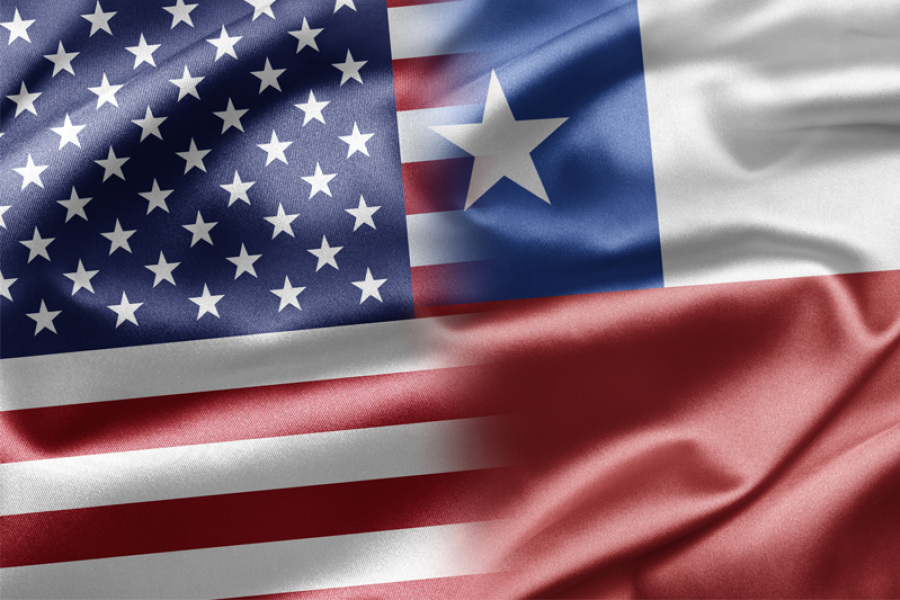 test Twitter Media - #USChileFTA entered into force in 2004. Since then, U.S. exports to Chile have increased by 465% and two-way trade has almost quadrupled. #AACCLA #WorldTradeMonth @AmChamChile https://t.co/Cl1agDhfTW