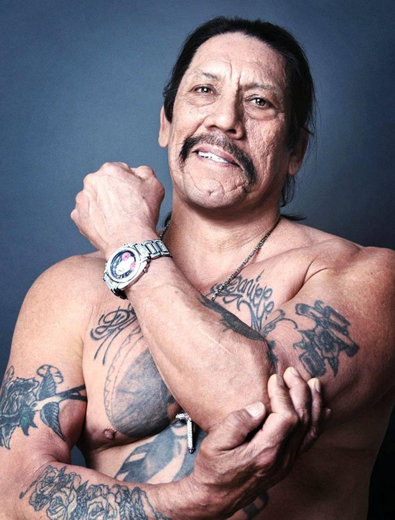 Happy Birthday to Danny Trejo who turns 75 today
