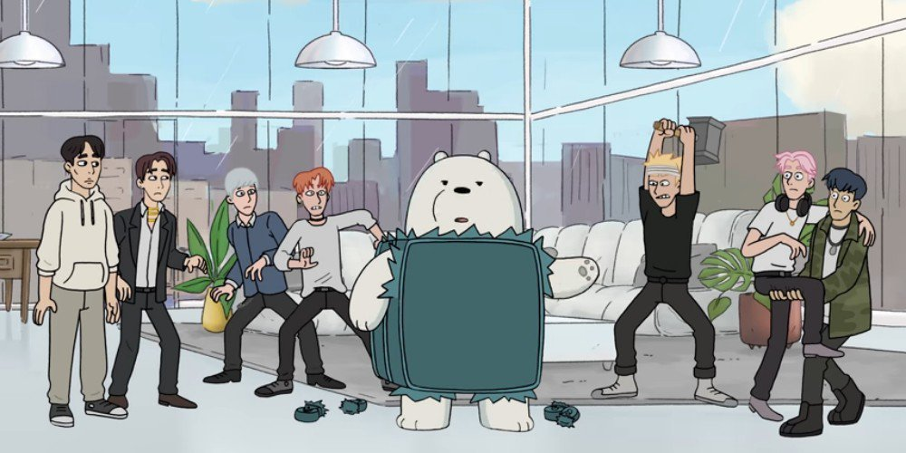 we bare bears season 3 episode the kitty