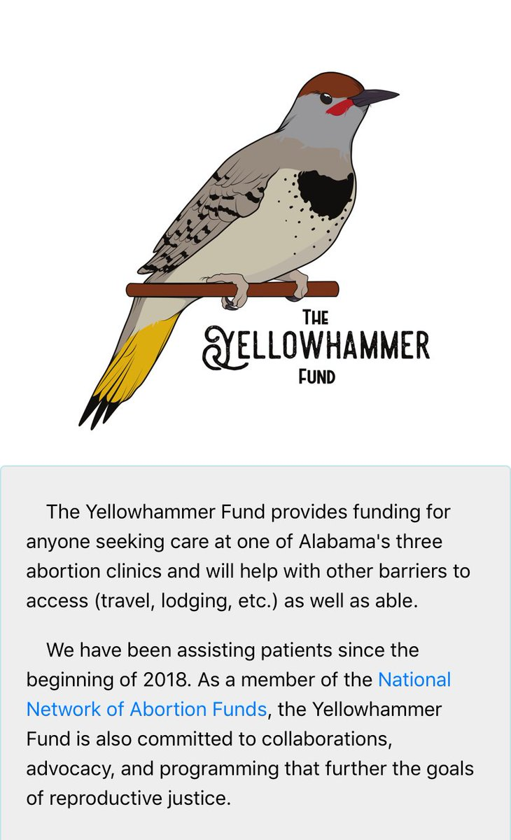 please help if you can yellowhammerfund.org