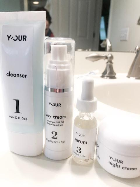 AD I love the Y'our complete #skincare line! You can take a personalized test and see what products they recommend here: https://y-ourskin.com/?h=home&utm_source=influencer&utm_medium=blog&utm_campaign=melissapezza…