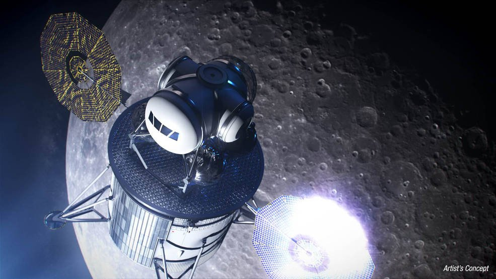 Introducing the 11 companies that will conduct #Moon2024 studies and produce human lander prototypes that will help us put @NASA_Astronauts on the Moon in five years: go.nasa.gov/2w4P8Y0
