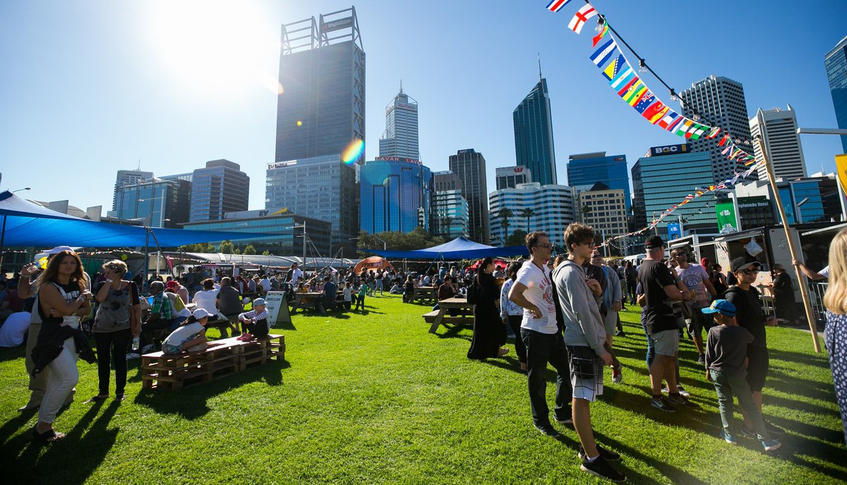 Will you be in @DestPERTH on 31st of May - 3rd of June? Make sure you check out the festivities for #WAday at the #WADayFestival at #ElizabethQuay. For more info: http://bit.ly/2LuEfcD