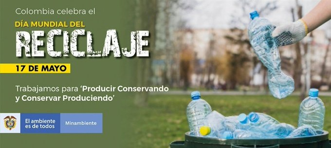 #DiaMundialDelReciclaje Foto