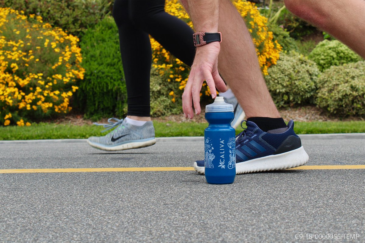 For all your runners high needs, @gocaliva Caliva delivers.