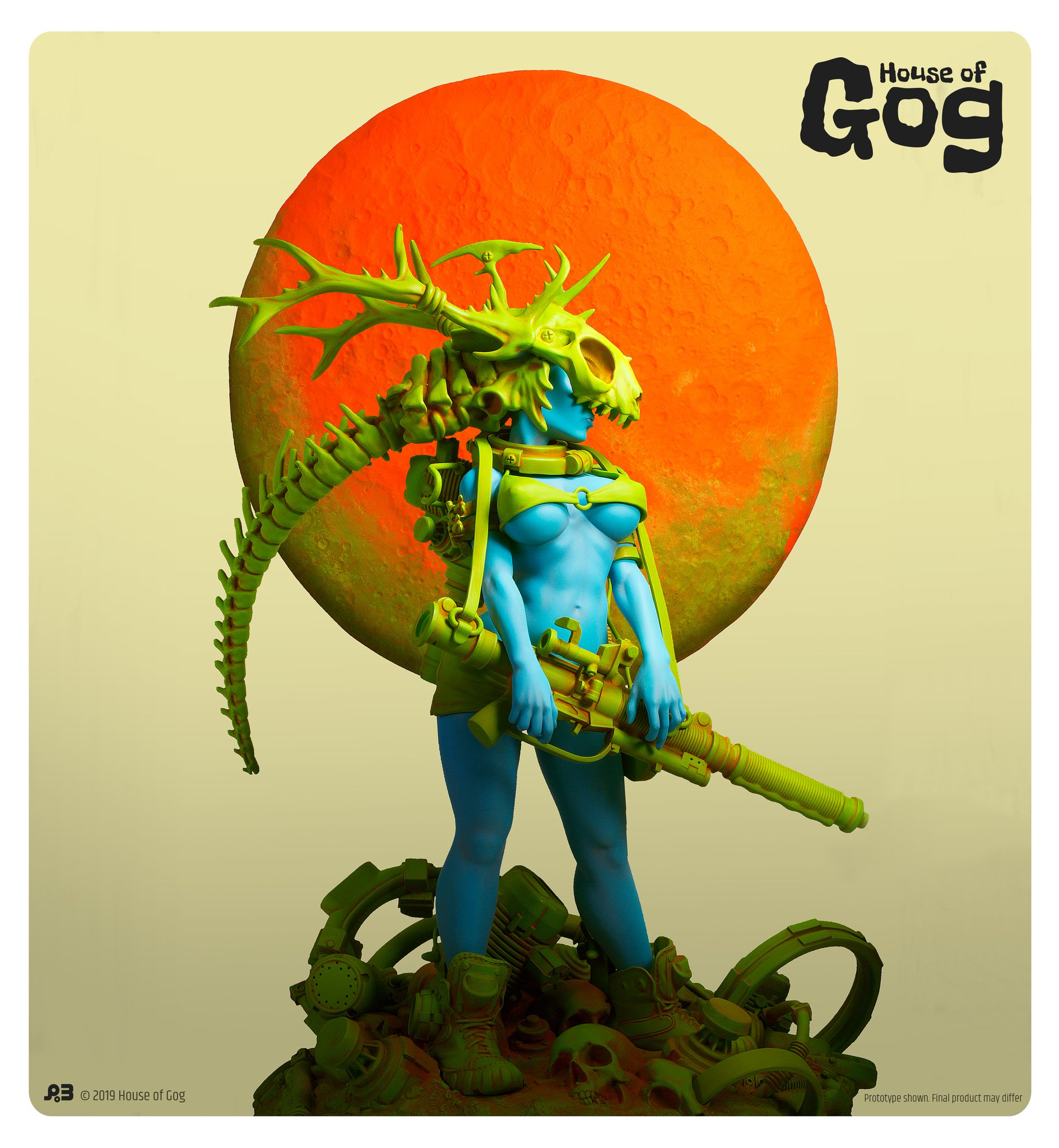 Bonjour, je suis P-A, le président et co-fondateur de HOUSE OF GOG - premium art statues D6uA23JWkBYWd1w