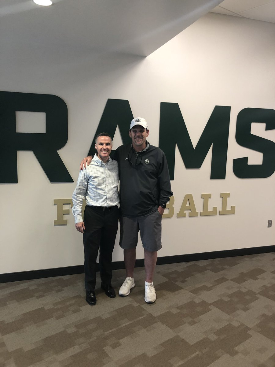 Hate to see my man main @PaulKirk_CSU leave the Ram Family. Not a better SID in the country, but a better Friend. Best of luck Paul.. You will be missed! #EDGE