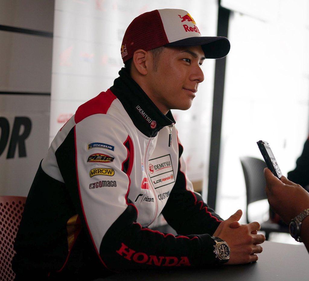 第5戦フランスGPです🇫🇷 Rd.5 #FrenchGP 🇫🇷☀️☁️☔️? #LCRHondaIDEMITSU #MotoGP