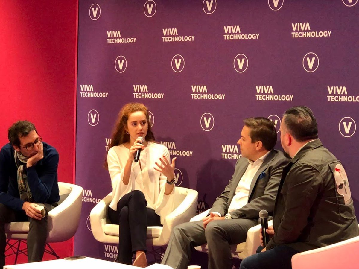 test Twitter Media - Burcu Agma @BurcuAgma VP Planning & Insights representing Performics at #VivaTech2019 at @MSFTAdvertising Changing Advertising Landscape panel https://t.co/eAvDWAAhUX