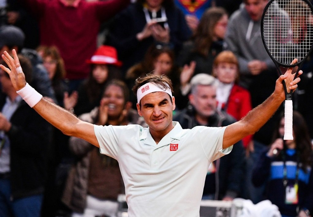 RMC Sport's photo on Federer